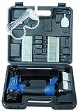 Scheppach Druckluftpistole 2in1 Klammer und Nagelpistole (Nägel bis 50mm, Klammern bis...