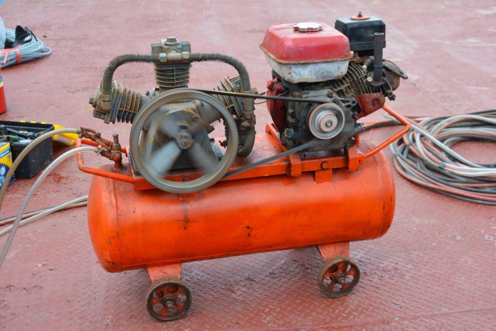 Druckluftkompressor: Effektiver Antrieb für viele Werkzeuge